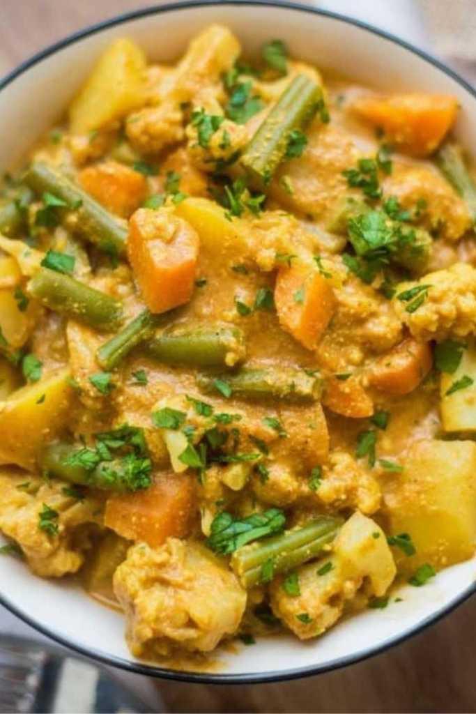 Vegan Korma Curry