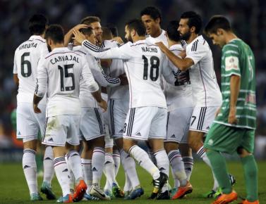 CARA MENDAFTAR SBOBET – Madrid hajar Cornella 4-1