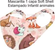 Mascarilla lavable