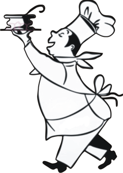 Cocinero Impresión Vinilo