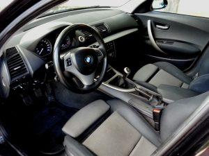 CARandGAS interior BMW Serie 1