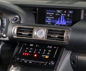 Navegador Lexus IS 300H