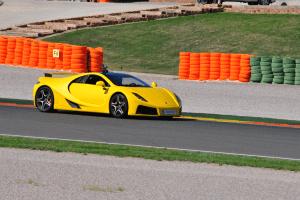 GTA Spano Nascar Valencia 2014