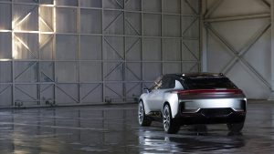 El Anti Tesla FF91