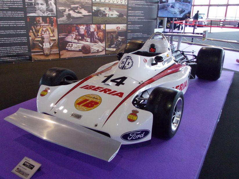 F1 Emilio de Villota