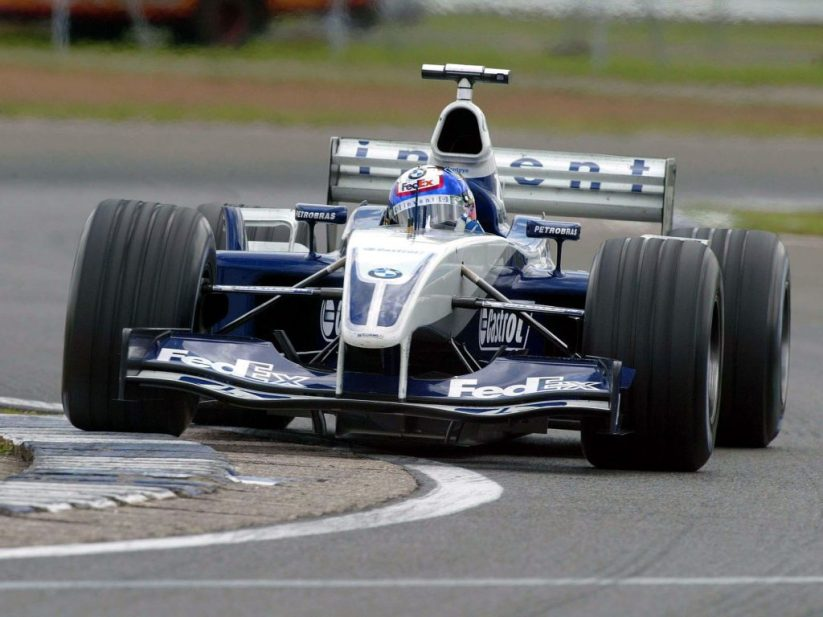 Williams BMW FW26 Montoya
