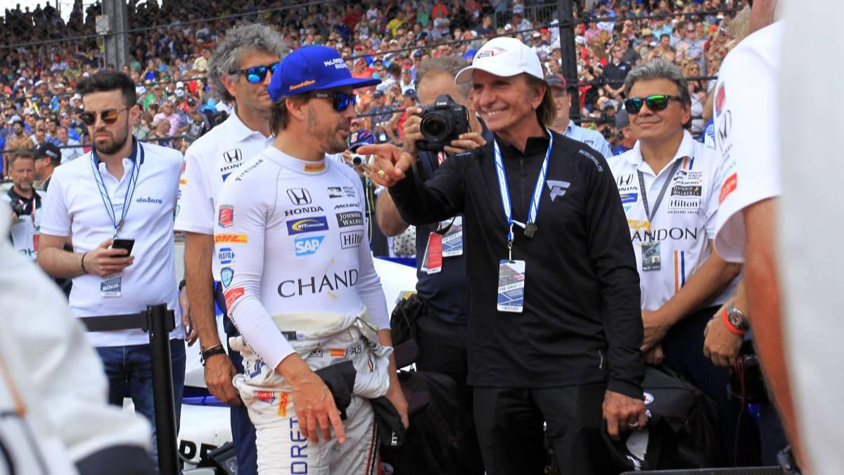 Alonso y Fittifaldi