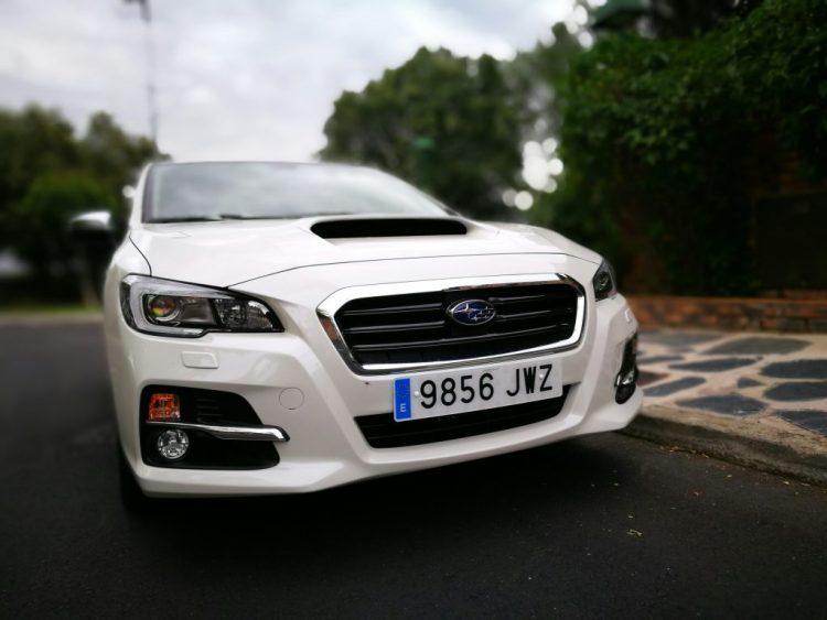 Subaru Levorg Frontal