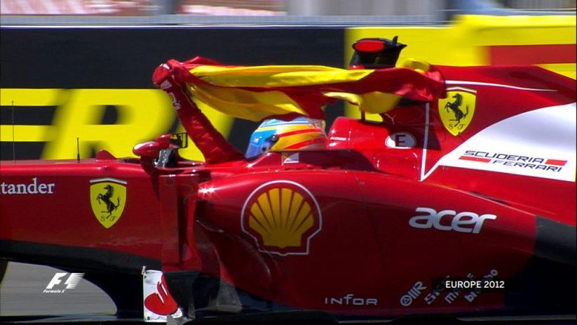 GP Europa 2012 - Fernando Alonso