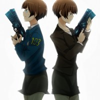 Characters that made my year - Akane Tsunemori (The 12 Days of Anime: Day 11)