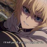 Characters that made my year – Mikaela Hyakuya (12 Days of Anime: Day 11)