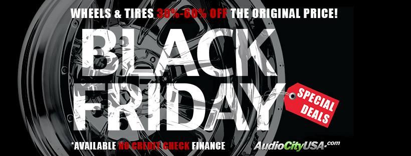 AudioCityUSA Coupon Code & Black Friday Sale