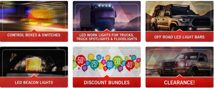 LED Equipped Coupon
