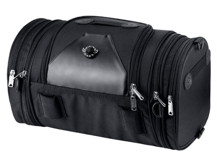 Axwell Motorcycle Sissy Bar Bag Review