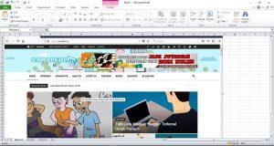 cara screen shoot di laptop