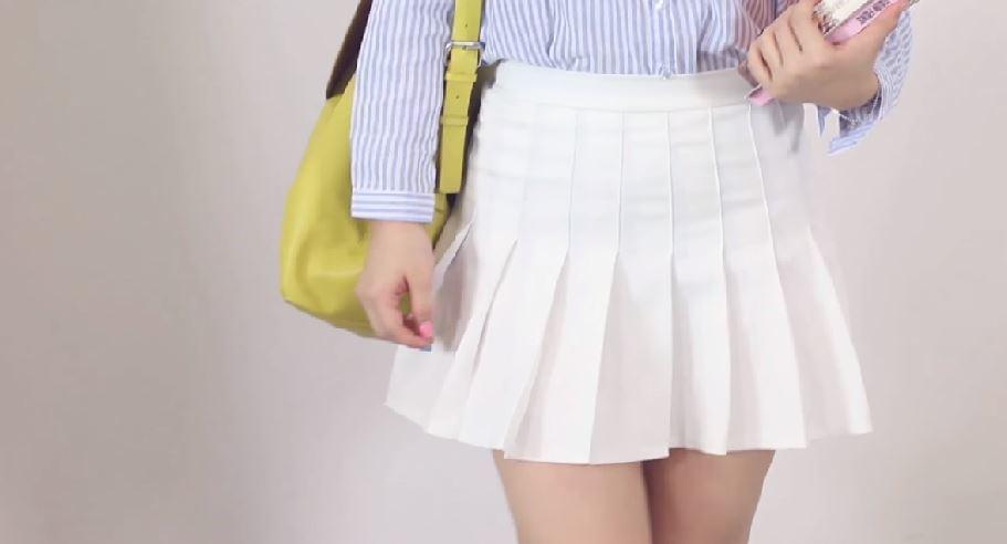 cara berpakaian orang korea