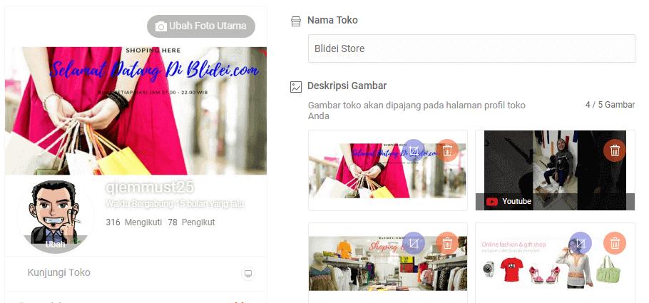 Cara Daftar Bisnis Dopship Di Shopee
