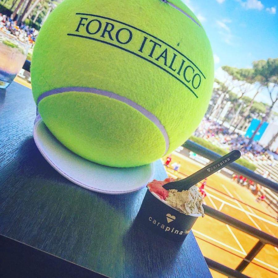 Dal 13 al 21 maggio Carapina agli Internazionali di Tennis
