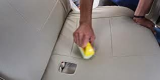 cara praktis menghilangkan noda pada jok mobil