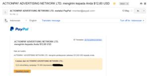 cara menghasilkan uang dari blog sebagai mitra adnow