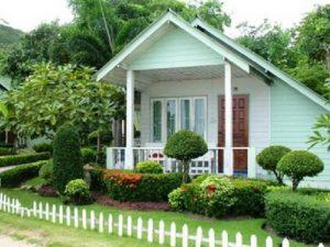 cara menata taman depan rumah bagi pemula