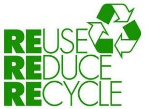 reduce reuse recycle cara mencegah pemanasan global
