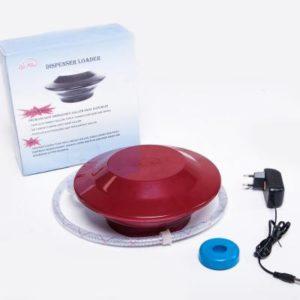spesifikasi up flow dispenser loader (pompa dispenser)