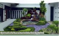 Desain Taman Rumah Minimalis Paling Unik