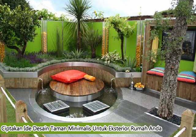 Ciptakan Ide Desain Taman Minimalis Untuk Eksterior Rumah Anda