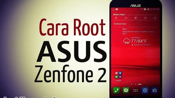 Cara Root Asus Zenfone 2 Laser
