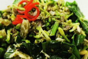 resep masakan bunga pepaya khas manado