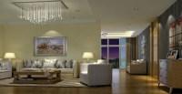 model lampu ruangan rumah minimalis