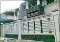 Membuat desain pagar rumah minimalis dengan batu alam-07
