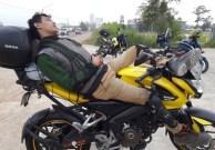 Cara Usir Kantuk Berkendara Saat Berpuasa