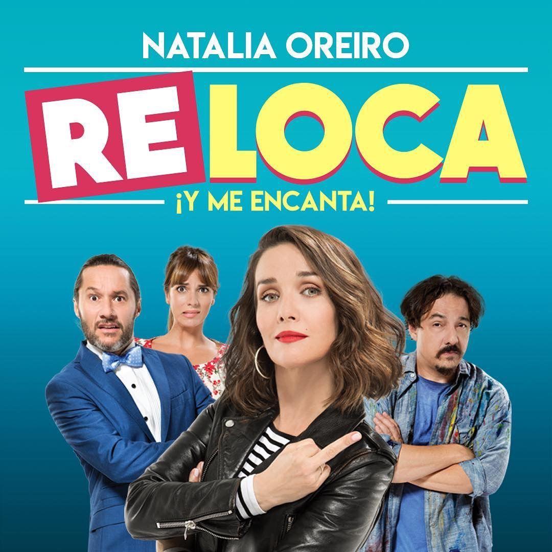 """Desopilante: salió el tráiler de """"Re loca"""", la nueva película de Natalia Oreiro"""
