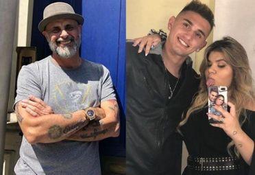 ¿Todo bien? Facundo Ambrosioni habló de su relación con Jorge Rial.