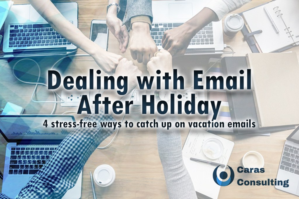 email after holiday