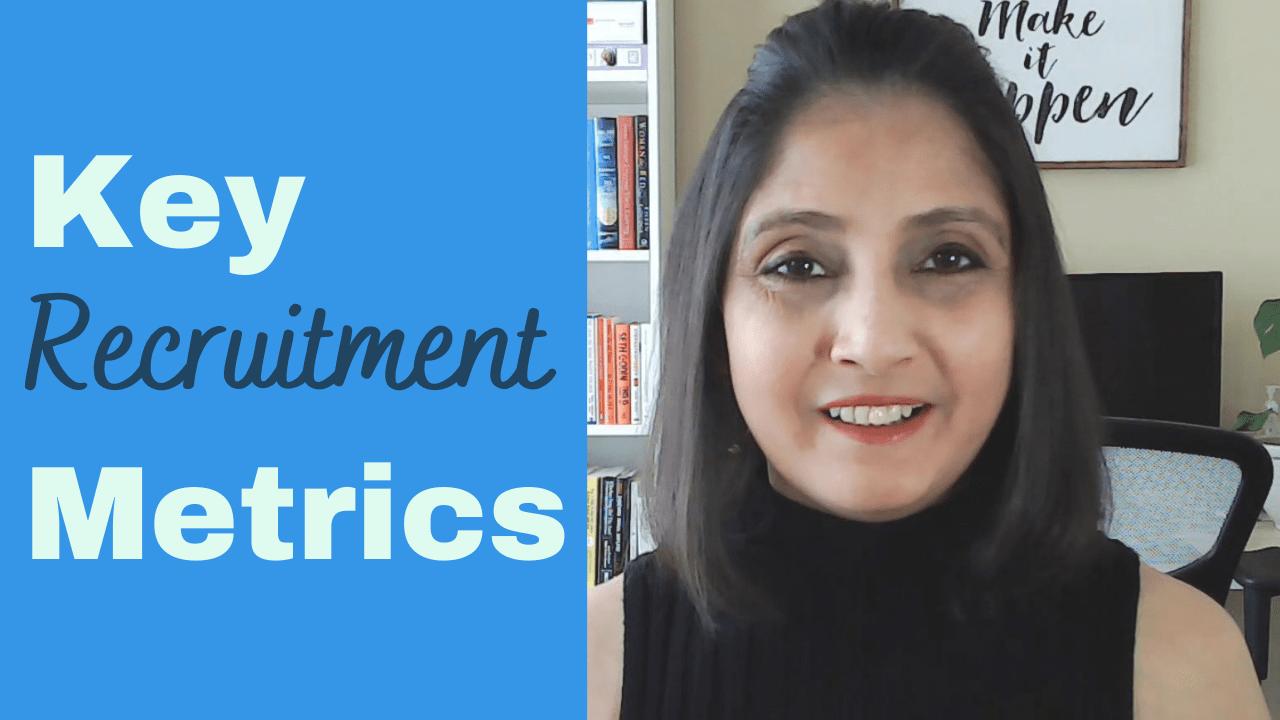 Key recruitment metrics for small businesses