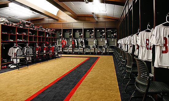 Buccaneers Training Room Carastro Amp Associates Inc