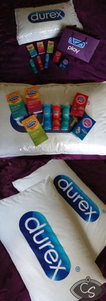 Win Free Durex Goodies Pillows Condoms and Pillows UK giveaway