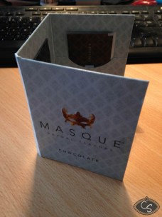 Masque™ Sexual Flavors Chocolate flavoured oral sex gel strips
