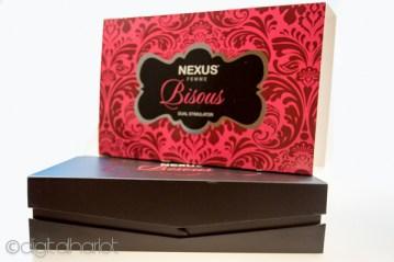 Nexus Bisous Rabbit Vibrator Review Professional Photos