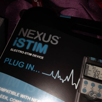 Nexus iStim electrosex kit