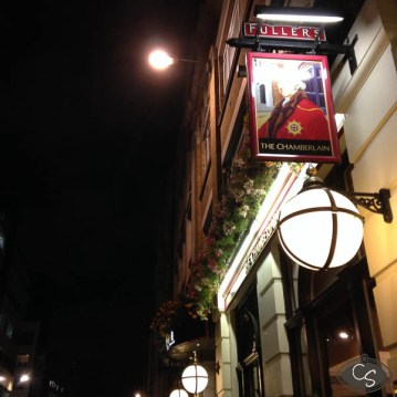 Chamberlain hotel London