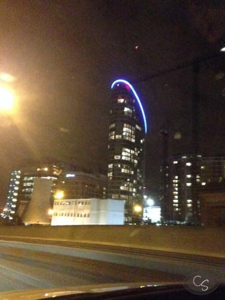 Canary Wharf again