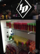 At the ID Lubricants stand