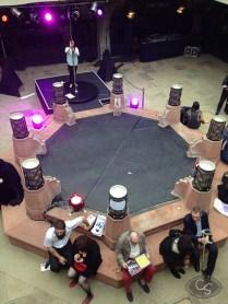 Fashion & demo stage