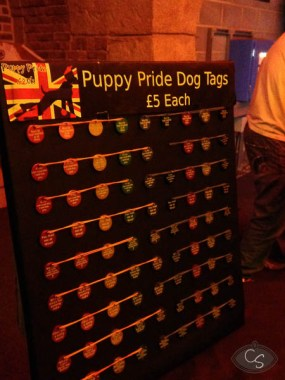 Puppy Pride Dog Tags