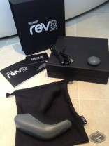 new RevO 2 Male rotating prostate massager vibrator review