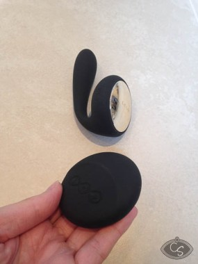 Lelo Ida Rechargeable Remote Control Clitoral and G-Spot Massager Vibrator review
